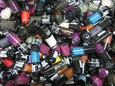 50 MAYBELLINE COLOR SHOW NAIL POLISH - GOOD MIX OF COLORS - ALL NEW - EL 1000