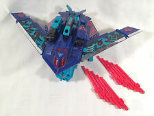 1993 G2 Dreadwing Triple Changer Transformer W/ Smokescreen - Need Some Parts -