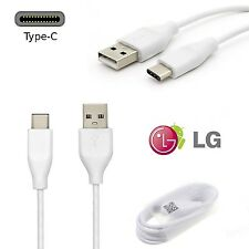 GENUINE LG G5 USB Type C 3.1 High Speed Data Sync Charging Charger Cable OEM