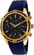Guess Women's Catalina U0562L2 Blue Rubber Quartz Fashion Watch