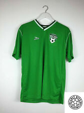 NIAGARA PIONEER # 5 * MATCH WORN * 90s Home Football Shirt (L) SOCCER JERSEY