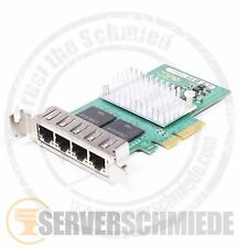 Fujitsu LAN Adapter Quad Port 4x 1 Gb/s PCIe x4 Ethernet - S26361-D2745-A11