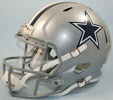 DALLAS COWBOYS - Riddell Full Size SPEED Replica Helmet