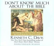 Unknown Artist Dont Know Much About the Bible CD