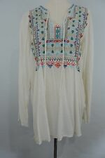 New Johnny Was Biya Blouse Casual Size S