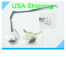 Original DC Power Jack charging port in cable harness for LG R510 R 510