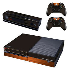 Vinyl Decal Skin Sticker Protector For XBOX ONE Console Controller Kinect