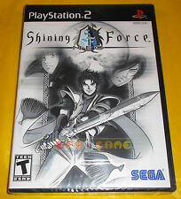 SHINING FORCE NEO Ps2 Versione NTSC Americana ○○○○ NEW SEALED