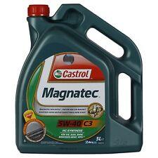Castrol MAGNATEC 5W-40 C3  5 Litro Barattolo