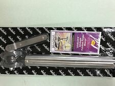 MAGMA LEVELOCK ALL ANGLE GRILL OR FILLET TABLE ROD HOLDER MOUNT BRKT  214 T10355