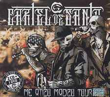 CD/DVD - Cartel De Santa NEW Me Atizo Macizo Tour FAST SHIPPING !