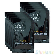 10x Mineral Mud Blackhead Cleaner Surprise Nose Membranes Pore Strips for Unisex