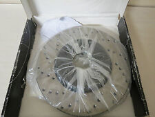 STOPTECH SPORTSTOP CROSS DRILLED BRAKE ROTOR 128.44125R HIGH PERFORMANCE NEW