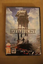 STAR WARS: BATTLEFRONT PC DVD POLSKA NOWA POLISH, English