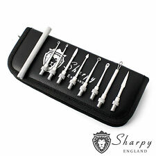 8 Pcs Set Blackhead Acne Blemish Comedone Pimple Extractor Remover Tool Kit Box