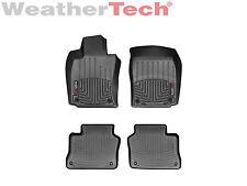 WeatherTech® Floor Mats FloorLiner for Porsche® Panamera - 2010-2016 - Black