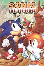 Sonic the Hedgehog Archives 16-ExLibrary