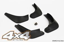 Nissan Qashqai 2007 - 2013 Mud Flaps Mud Guards set of 4 front and rear