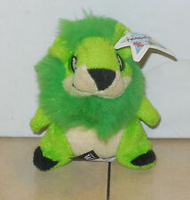 2005 Mcdonalds Happy Meal Toy Neopets Plush Green Yurble