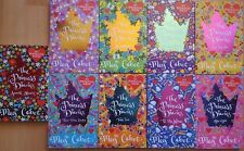 The Princess Diaries 09 Books Collection Set Pack Meg Cabot Brand New Free P & P