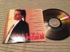 V/A BASKETBALL DIARIES CD SINGLE SPAIN PROMO PEARL JAM CARD SLEEVE MISSPRINT