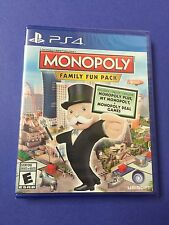 Monopoly Family Fun Pack PS4  NEW
