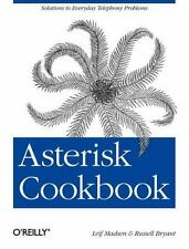 Asterisk Cookbook by Russell Bryant and Leif Madsen (2011, Paperback)