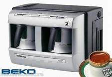 BEKO/ARCELIK 2113 P AUTOMATIC TURKISH COFFEE MAKER MACHINE (4 Cups 1200W)220 Vt