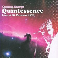 Cosmic Energy: Live at St Pancras 1970 New CD