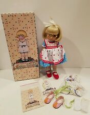 "Mary Engelbreit's Ann Estelle 10"" Doll by Robert Tonner with Extra Outfit NIB"
