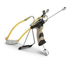 The Barnett Pro Diablo Professional Grade Slingshot With 3 Weight Stabilisers