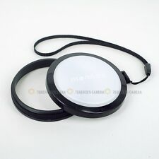 67mm White Balance Lens Cap Custom WB Filter 67 mm  new