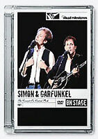 Simon And Garfunkel - The Concert In Central Park (DVD, 2008)brand new