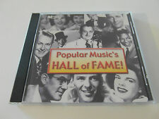 Popular Musics Hall Of Fame - Various (CD Album) Used very good