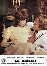 MARIA SCHNEIDER LA RONDE LE BAISER REIGEN 1973 LOBBY CARD #11