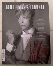 GENTLEMAN'S JOURNAL February 2017 DAVID BOWIE A Very British Affair STARMAN More
