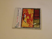 GUNS N' ROSES - USE YOUR ULLISION I - JAPAN CD 1992 GEFFEB W/OBI - EX++/MINT-
