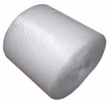"QUALITY BRANDED 12"" 300 mm 300mm x 25 M Bubble Wrap Small 25m packaging removals"