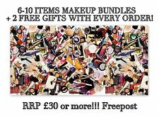 6-10 Items Branded Makeup Bundle Worth £30 Wholesale XMAS GIFT STOCKING FILLER!