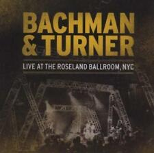Bachman Turner Overdrive - Live At The Roseland Ballroom   (2CD) NEU/Sealed !!!