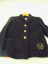Neiman Marcus Sports Shop Original~Fall Jacket~Navy Blue