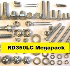 Yamaha RD350LC - Nut / Bolt / Screw Stainless MegaPack