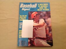 Baseball Digest magazine September 1977 Carl Yastrzemski YAZ cover vintage
