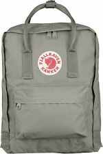 New Women Men Fjallraven Kanken 23510 Classic Backpack (#021 Fog)