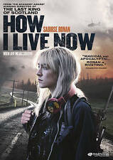 HOW I LIVE NOW - SAOIRSE RONAN TOM HOLLAND 2014 SCI-FI THRILLER DVD