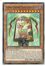 Flower Cardian Maple with Deer INOV-EN013 Yu-Gi-Oh Common Card 1st English Mint