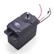 F18141 SUPER 300 High Torque Metal Servo 12 24V 300kg.cm  Degree BEC 5V