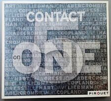 CONTACT FIVE ON ONE 2010 PIROUET RECORDS JAZZ CD COLLECTORS EDITION NEU