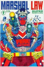 Marshal Law: Super Babylon # 1 (one-shot, Kevin O'Neill) (USA, 1992)