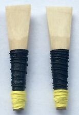 GREAT HIGHLAND SCOTTISH BAGPIPES SPANISH CANE REEDS 2/BAGPIPE PIPE CHANTER REEDS